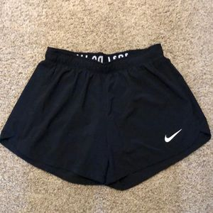 M Nike dri-fit shorts women's